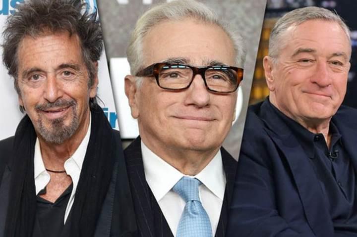 Robert De Niro, Scorsese'nin yeni filmi The Irishman'de CGI ile gençleştirilecek