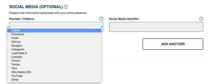 ABD ülkeye giriş yapacak kişilerden sosyal ağ hesaplarını bildirmelerini istiyor