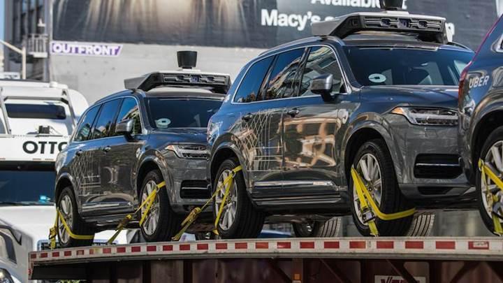 Sürücüsüz Uber araçları Kaliforniya'ya veda ediyor: Yeni durak Arizona
