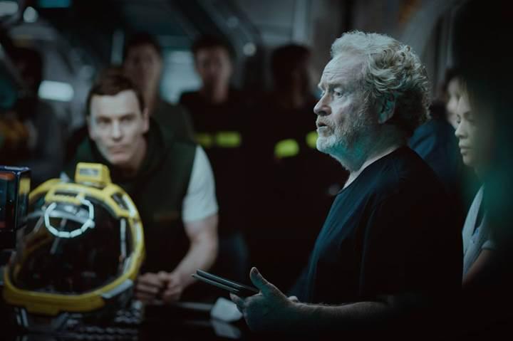 Alien: Covenant'ın ilk fragmanı yayınlandı