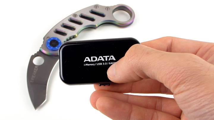 A-Data UE710 incelemesi