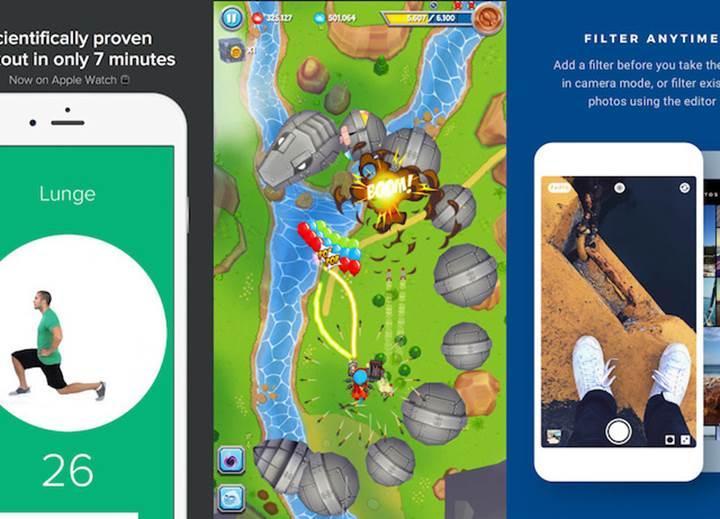 Apple Store'da 24 farklı oyun ve uygulama indirime girdi