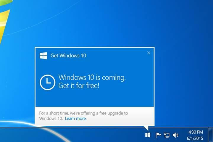 Microsoft: Windows 10 güncellemelerinde çizgiyi aştık