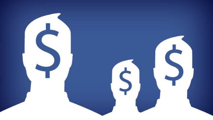 Facebook yeni reklam gelirlerinin peşinde