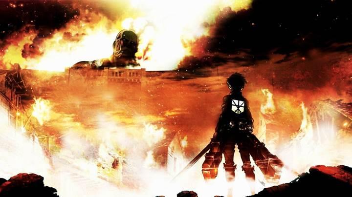Attack on Titan'ın merakla beklenen 2.sezonundan ilk fragman