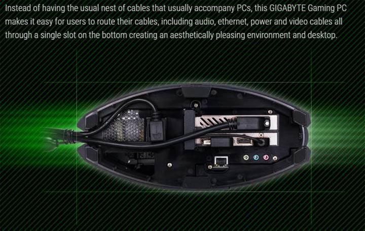 Gigabyte Brix Gaming GT, konsol boyutunda canavar