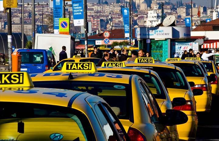 Uber ile taksiciler arasındaki gerilim tırmanıyor: Basın açıklaması geldi