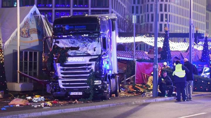 Otomatik fren sistemi terör saldırısında insanların hayatını kurtardı