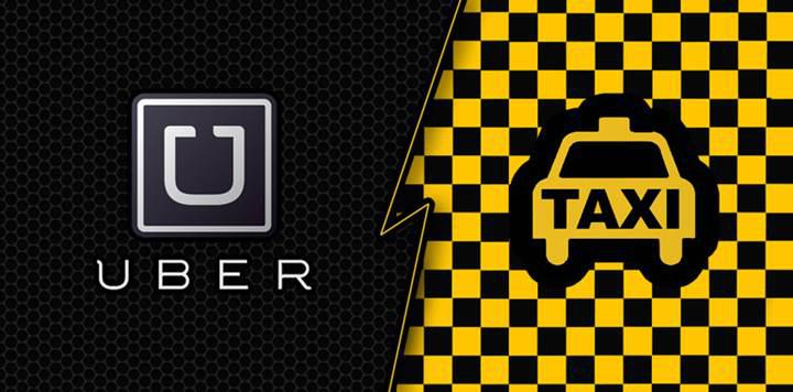 Maliye ekipleri Uber sürücülerine ceza kesmek için harekete geçti