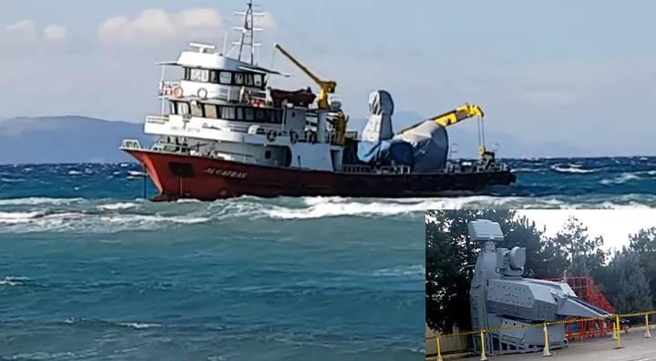 Şok iddia: Yeni hava savunma sistemimiz Korkut Yunanlılara mı kaptırıldı?