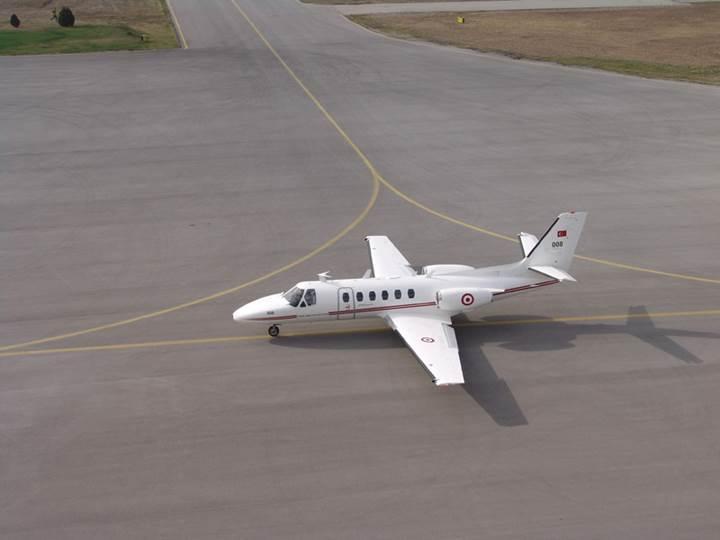 Hava Kuvvetleri'nin komuta kontrol uçakları THY Teknik'e emanet