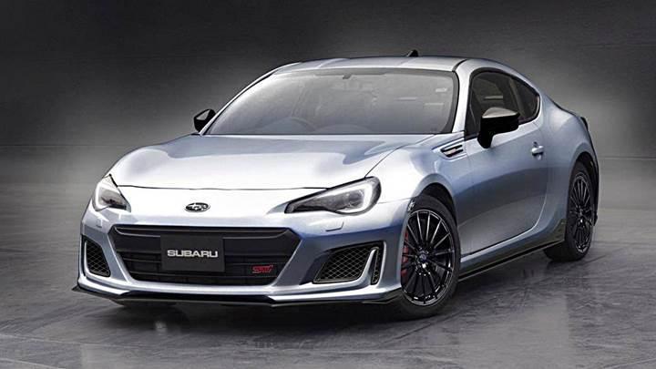 Subaru, Tokyo Otomobil Fuarında BRZ STi modelini sergileyecek