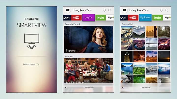 Samsung televizyonlara Chromecast benzeri bir sistem geliyor