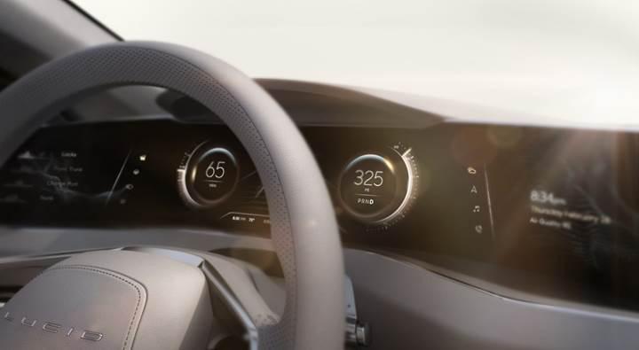 Lucid Motors, otonom araçlar için Tesla'nın eski iş ortağını seçti