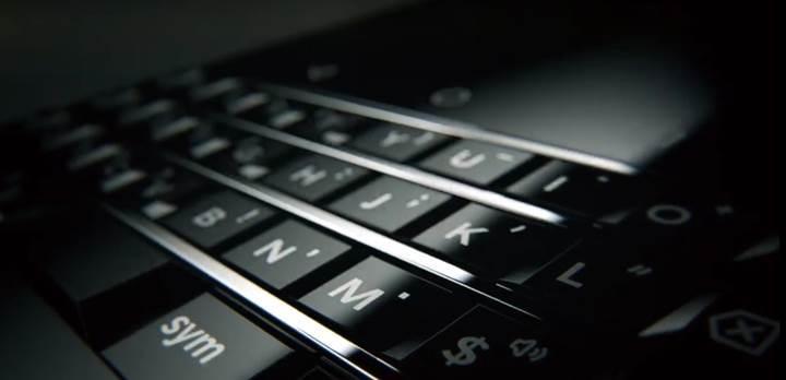 BlackBerry Mercury'yi gösteren ilk video yayınlandı