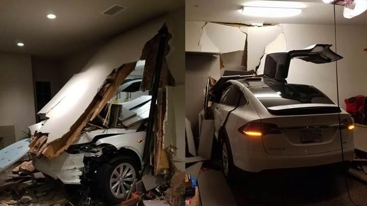 Tesla'ya dava: Model X bir kez daha kazaya sebep olmakla suçlanıyor