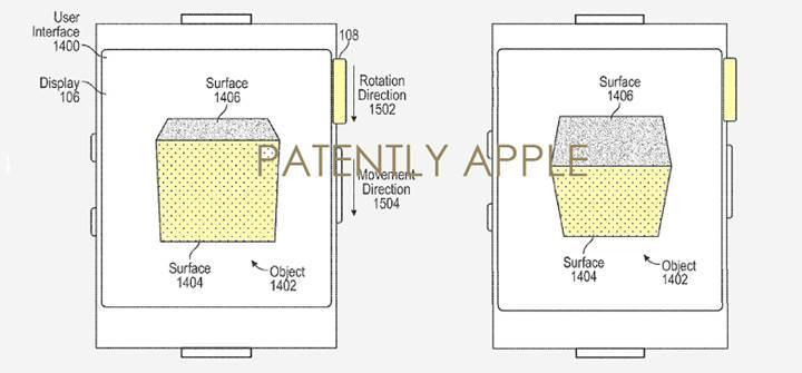 Apple Watch'taki 'Dijital Crown' şimdi de iPhone'a ve iPad'e geliyor