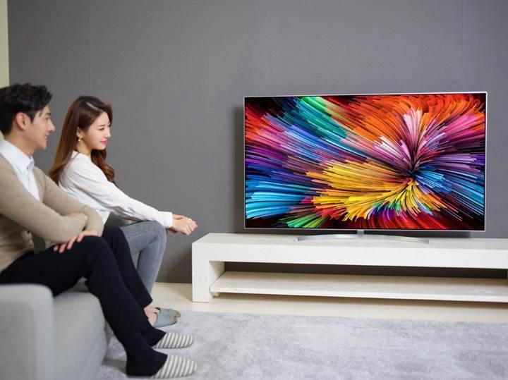 LG'nin nano-hücre teknolojili TV'leri geliyor