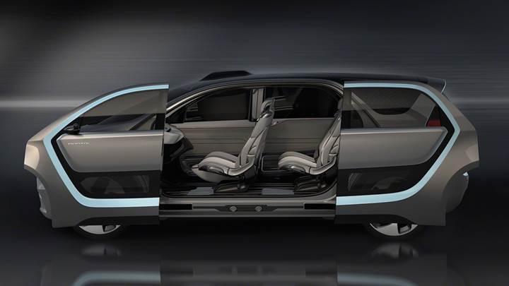 Chrysler Portal konsepti yüz tanıma özelliği ile geliyor