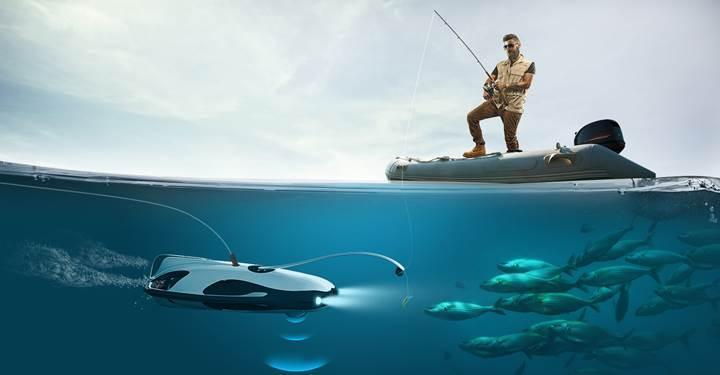 PowerRay ile balık tutmak kolaylaşıyor