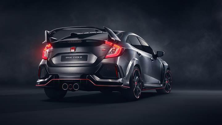 Yeni Civic Type-R, CVT şanzıman seçeneği ile gelecek