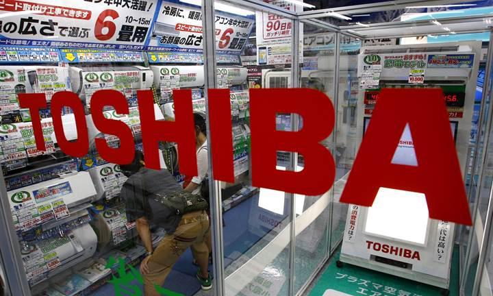 Toshiba hisseleri zorlu bir dönemden çıktı ve yükselişe geçti