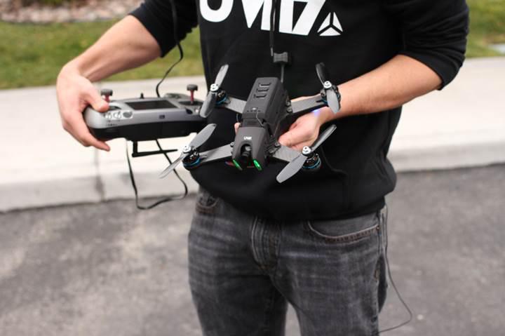 Uvify Draco ile Drone yarışlarına hazırlanın