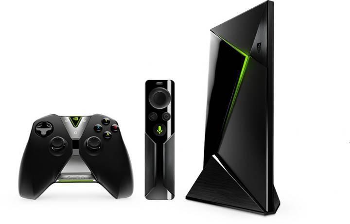 Nvidia SHIELD TV daha güçlü ve 4K HDR destekli