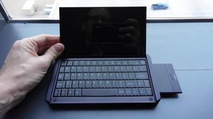 GraalPhone: Windows 10 laptop, Android telefon, tablet ve fotoğraf makinesi tek kasada