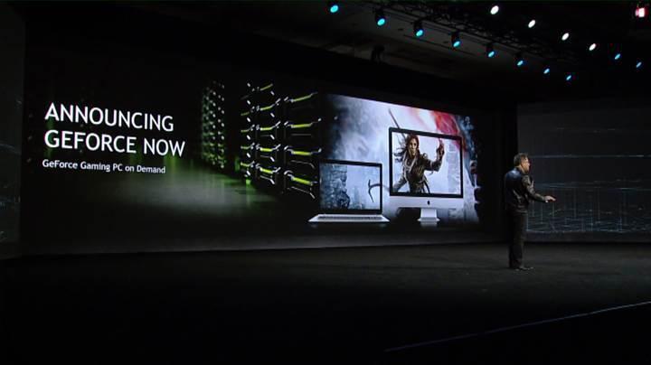 Nvidia GeForce Now ile oyunlar, düşük sistemlerde bile akıcı çalışacak