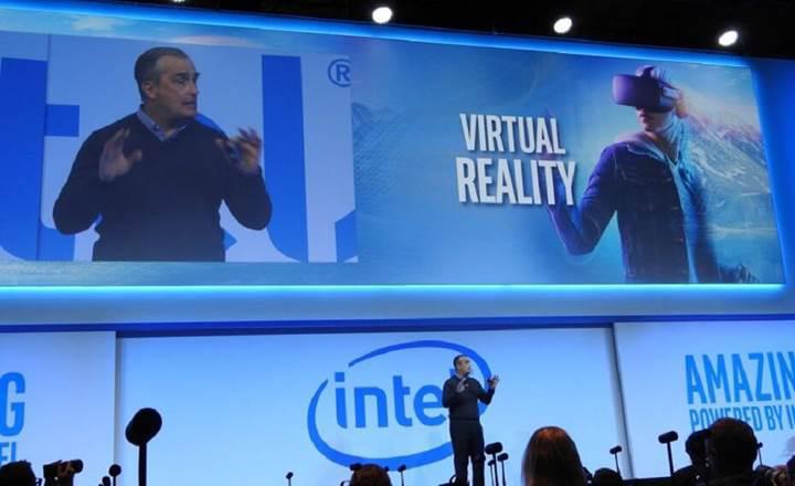 Intel'in VR gözlüğü yakında geliyor