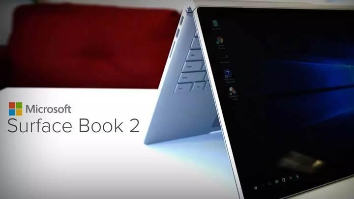 Microsoft yaklaşan Surface Book 2'yi Intel Kaby Lake ile güçlendirecek
