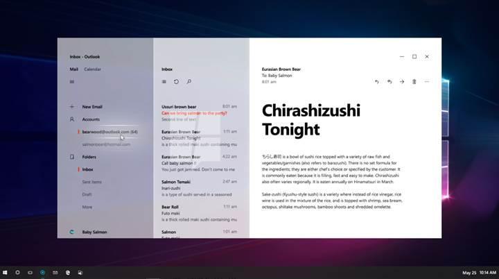 Windows 10′un yeni tasarımına ait ilk görüntüler sızdırıldı