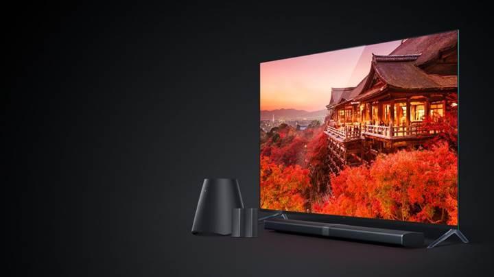 Xiaomi CES 2017'de iPhone'dan daha ince televizyonunu tanıttı