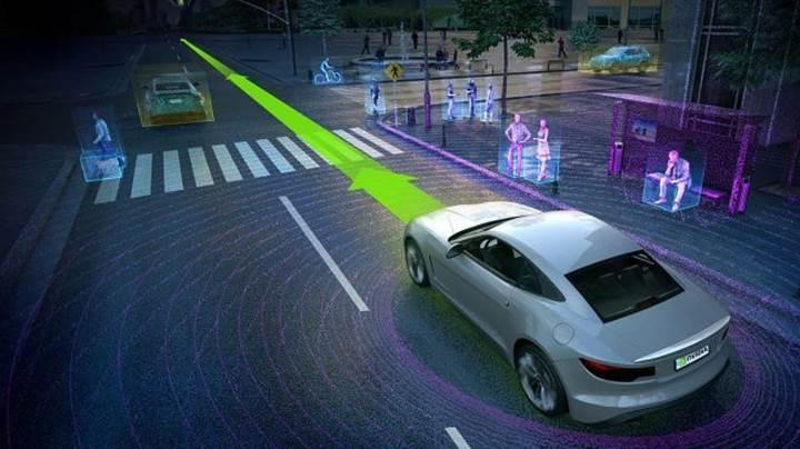 Nvidia ve Mercedes yapay zeka için birlikte çalışacak