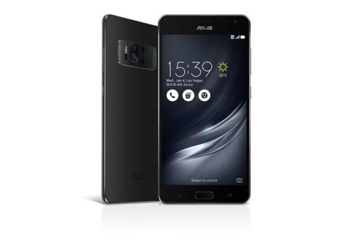 İlk 8GB RAM'li telefon: Asus ZenFone 3 AR