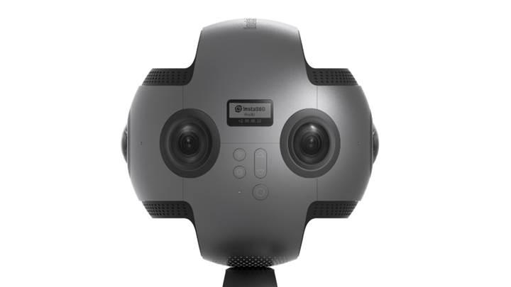 Insta360 Pro ile 8K çözünürlükte 360 derece videolar çekin