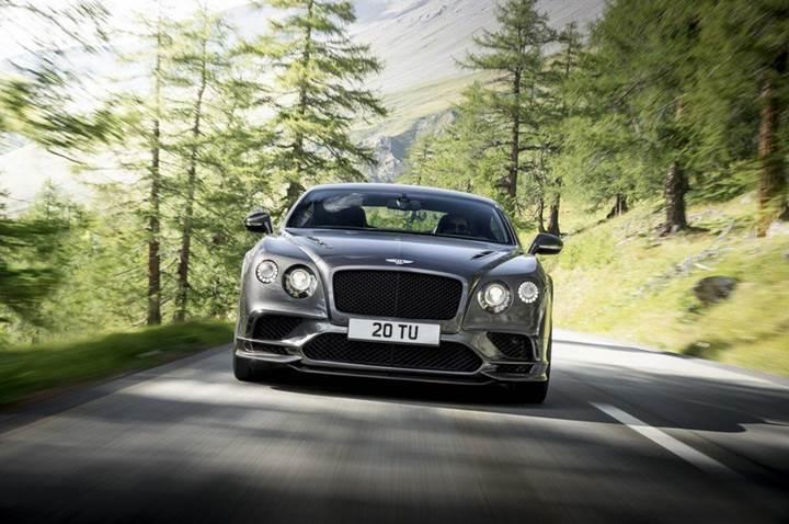 Bentley lüks ve performansı bir üst düzeye taşıyor: Yeni Continental Supersports