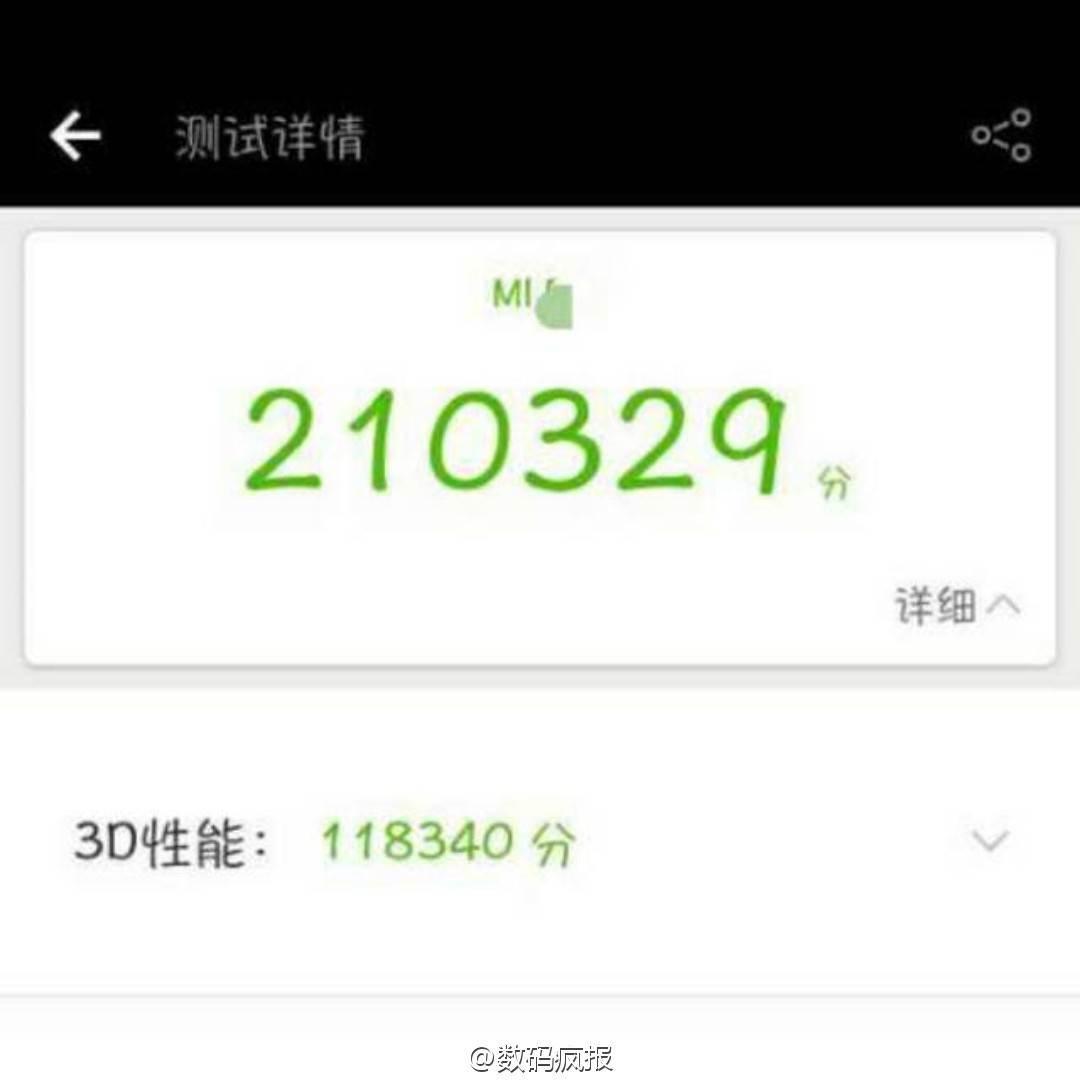 Xiaomi Mi 6 daha tanıtılmadan AnTuTu performans rekorunu kırdı