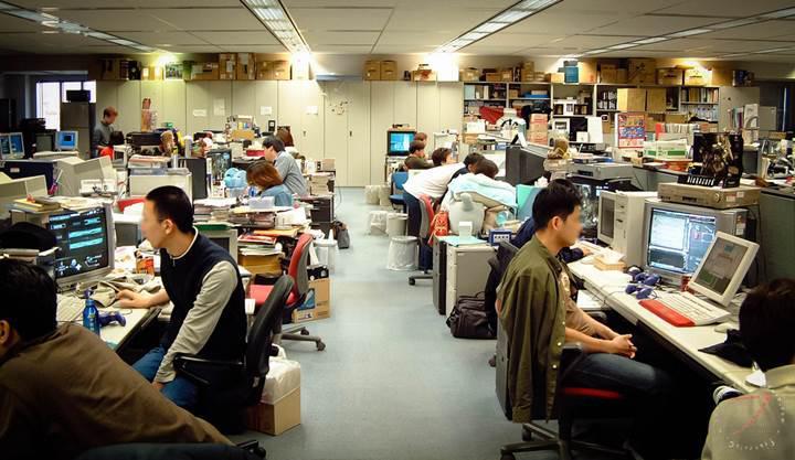 Yapay zeka Japonya'da ofis çalışanlarının yerini almaya başlıyor