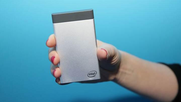 Intel'den akıllı cihazlar için devrim: Compute Card