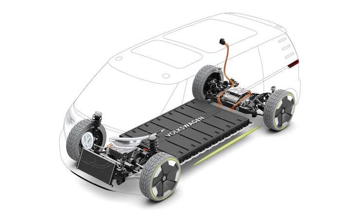 Gelecekten fırlamış elektrikli araç: Volkswagen I.D. BUZZ