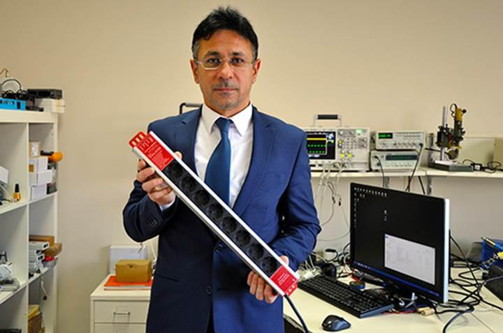 Türk öğretim görevlisi evlerde enerji tasarrufu sağlayan priz geliştirdi