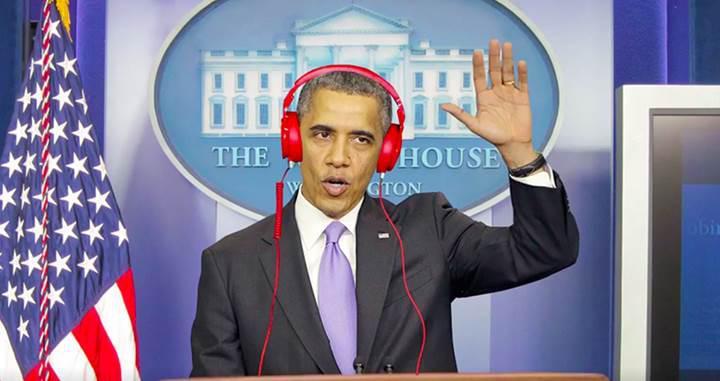Spotify'dan Barack Obama'ya sürpriz iş teklifi