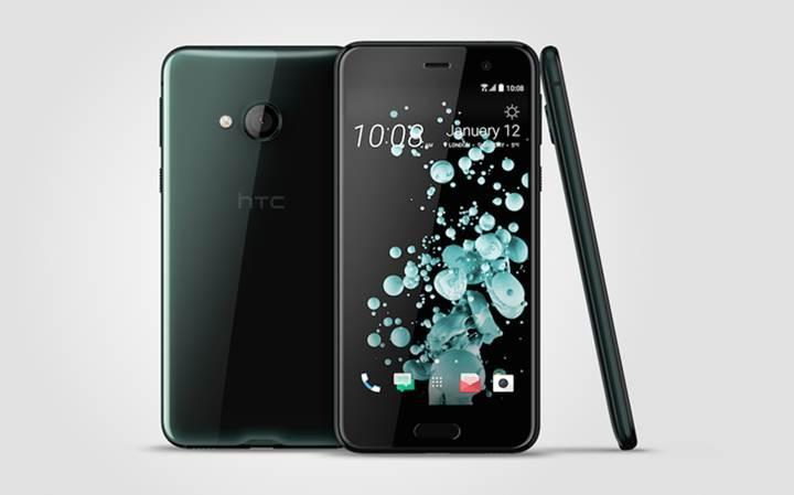 HTC U Play tanıtıldı: MediaTek işlemci, 4GB RAM seçeneği ve dahası...
