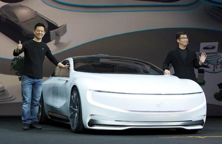 LeEco, Çin'de 3 milyar dolarlık elektrikli otomobil fabrikası inşaatına başladı