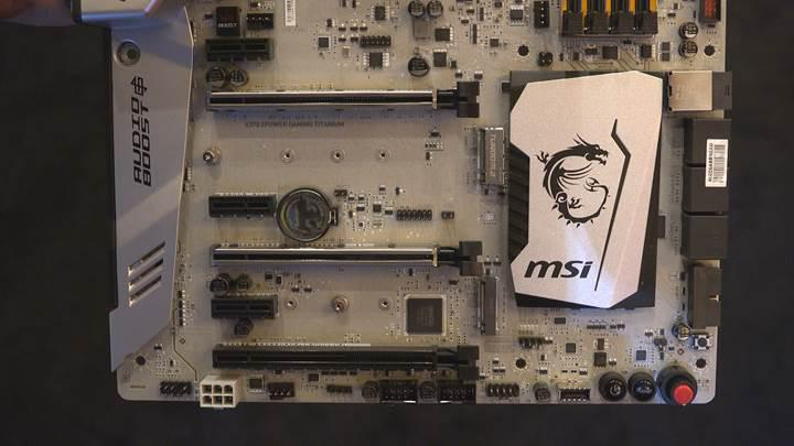 AMD Ryzen için anakartlar: MSI'ın modellerine yakından bakıyoruz