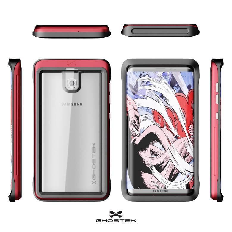 Samsung Galaxy S8 kılıf görselleri sızdırıldı