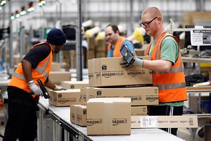 Donald Trump'ın çağrısına Amazon da ses verdi: 100 bin yeni istihdam