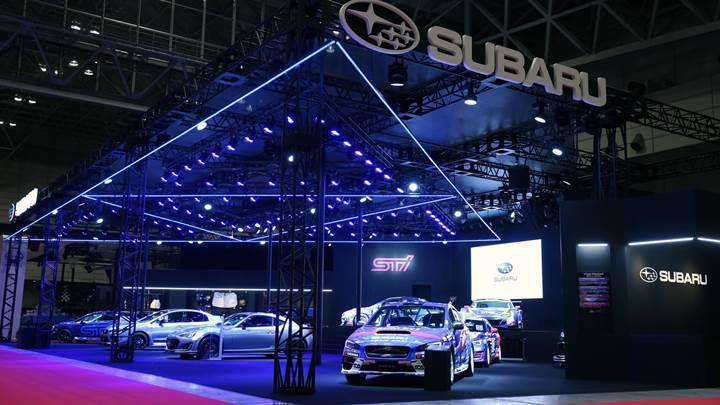 Subaru, 2017 Tokyo Otomobil Fuarında STI imzalı araçlarını sergilemeye hazırlanıyor